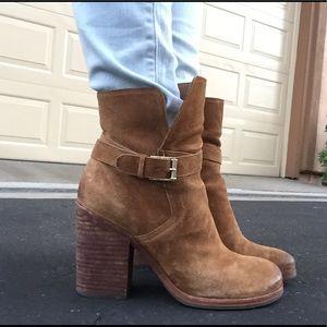 8d34feb46594f Sam Edelman Shoes - Sam Edelman Perry boot in Whiskey